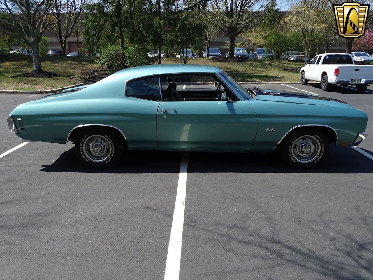 Large Picture of 1970 Chevrolet Chevelle located in West Deptford New Jersey - KW6R