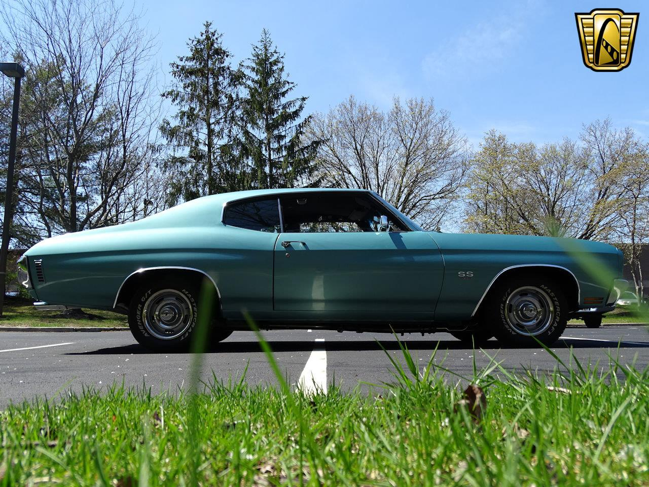 Large Picture of Classic 1970 Chevrolet Chevelle located in West Deptford New Jersey - KW6R