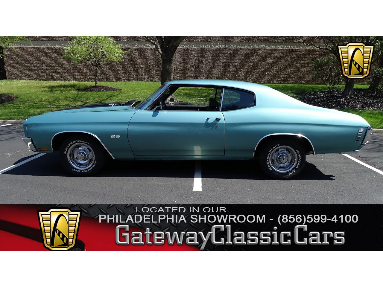 Large Picture of 1970 Chevelle Offered by Gateway Classic Cars - Philadelphia - KW6R