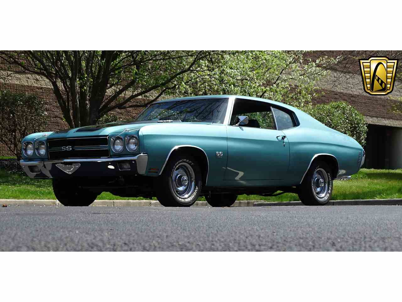 Large Picture of '70 Chevelle - KW6R