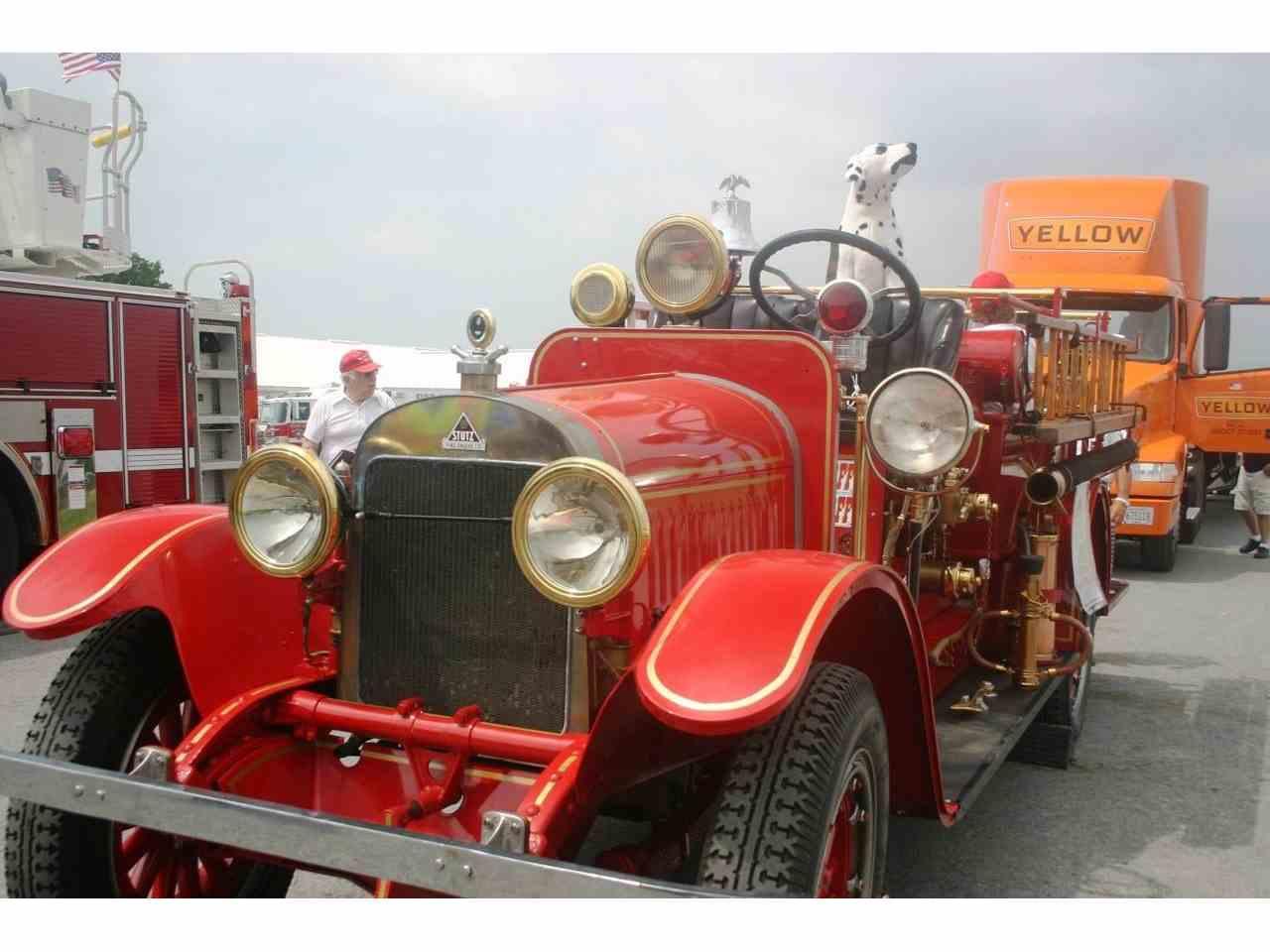 1925 stutz model k firetruck for sale cc 970488. Black Bedroom Furniture Sets. Home Design Ideas