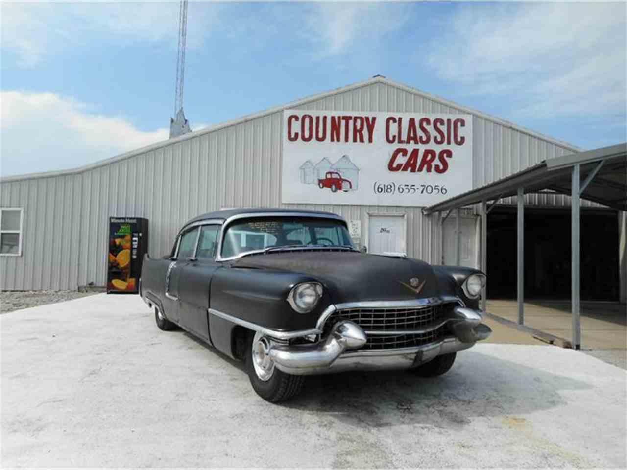 1955 Cadillac 4-Dr Sedan for Sale | ClassicCars.com | CC-974883