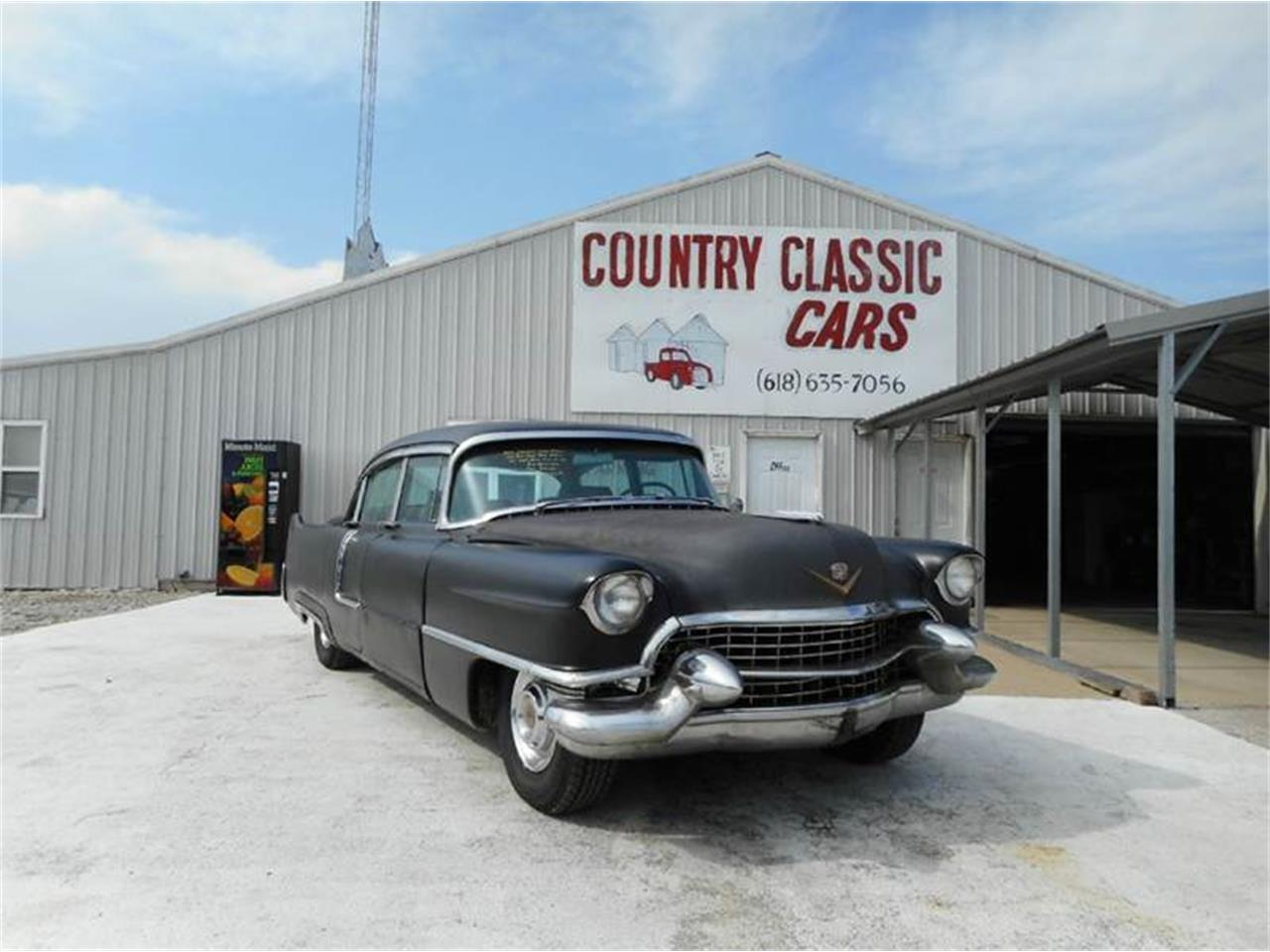 Large Picture of '55 4-Dr Sedan - KW83