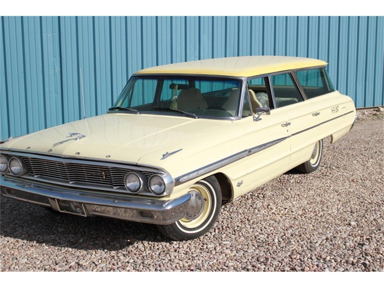Large Picture of '64 Country Sedan - KW87