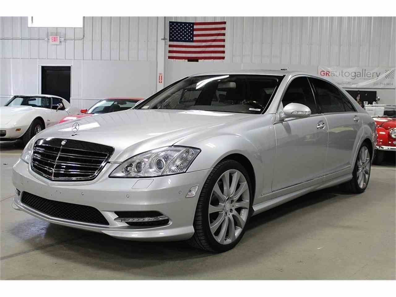 2008 mercedes benz s550 for sale cc 974969 for Mercedes benz bloomfield mi