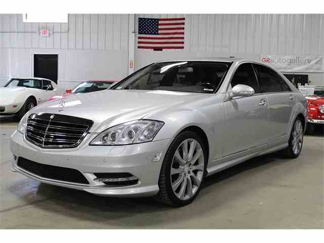 Picture of 2008 S550 - KWAH