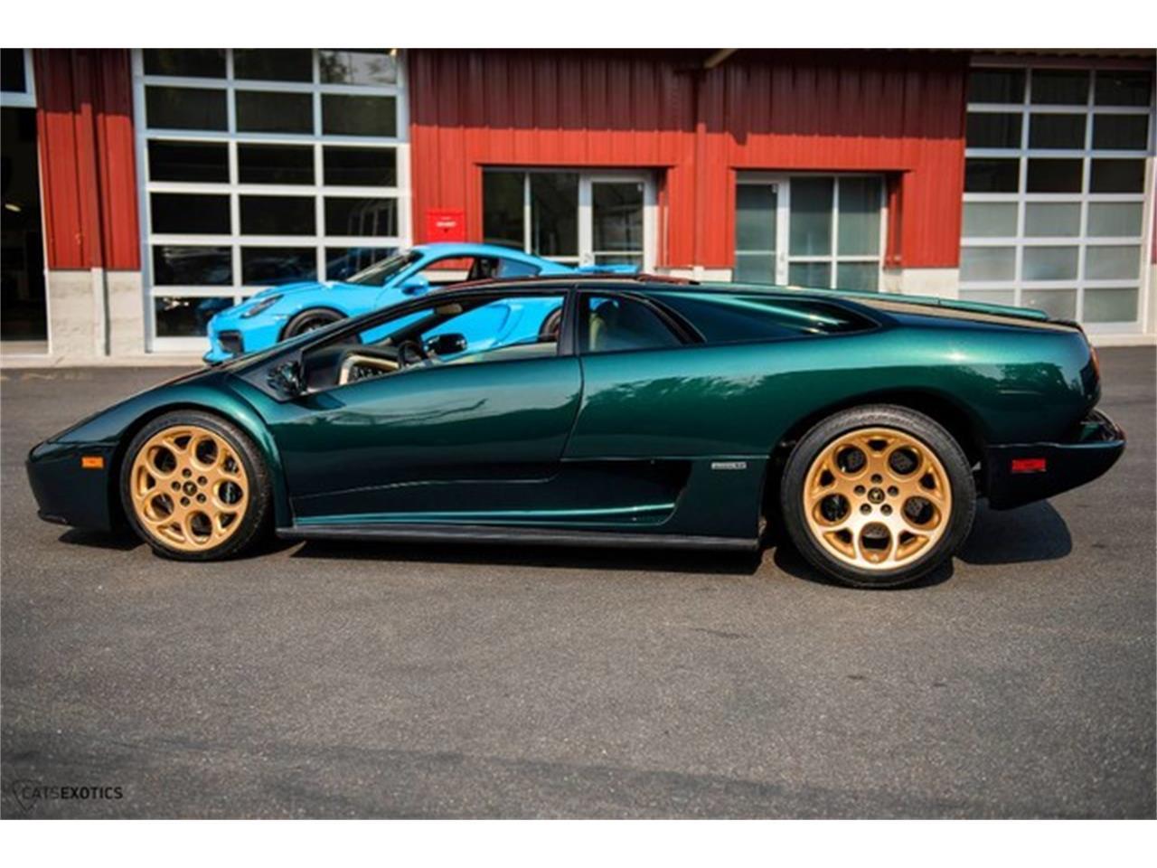 Large Picture of '01 Lamborghini Diablo located in Seattle Washington - $375,000.00 - KWB9