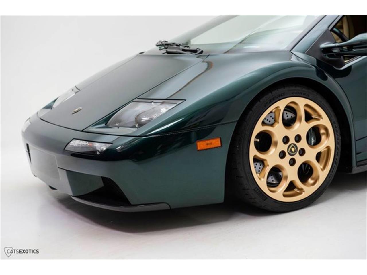 Large Picture of 2001 Lamborghini Diablo located in Washington - $375,000.00 - KWB9
