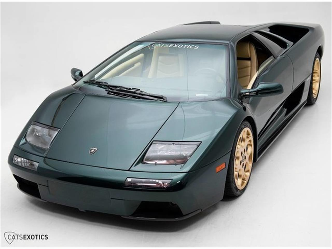 Large Picture of '01 Lamborghini Diablo - $375,000.00 Offered by Cats Exotics - KWB9