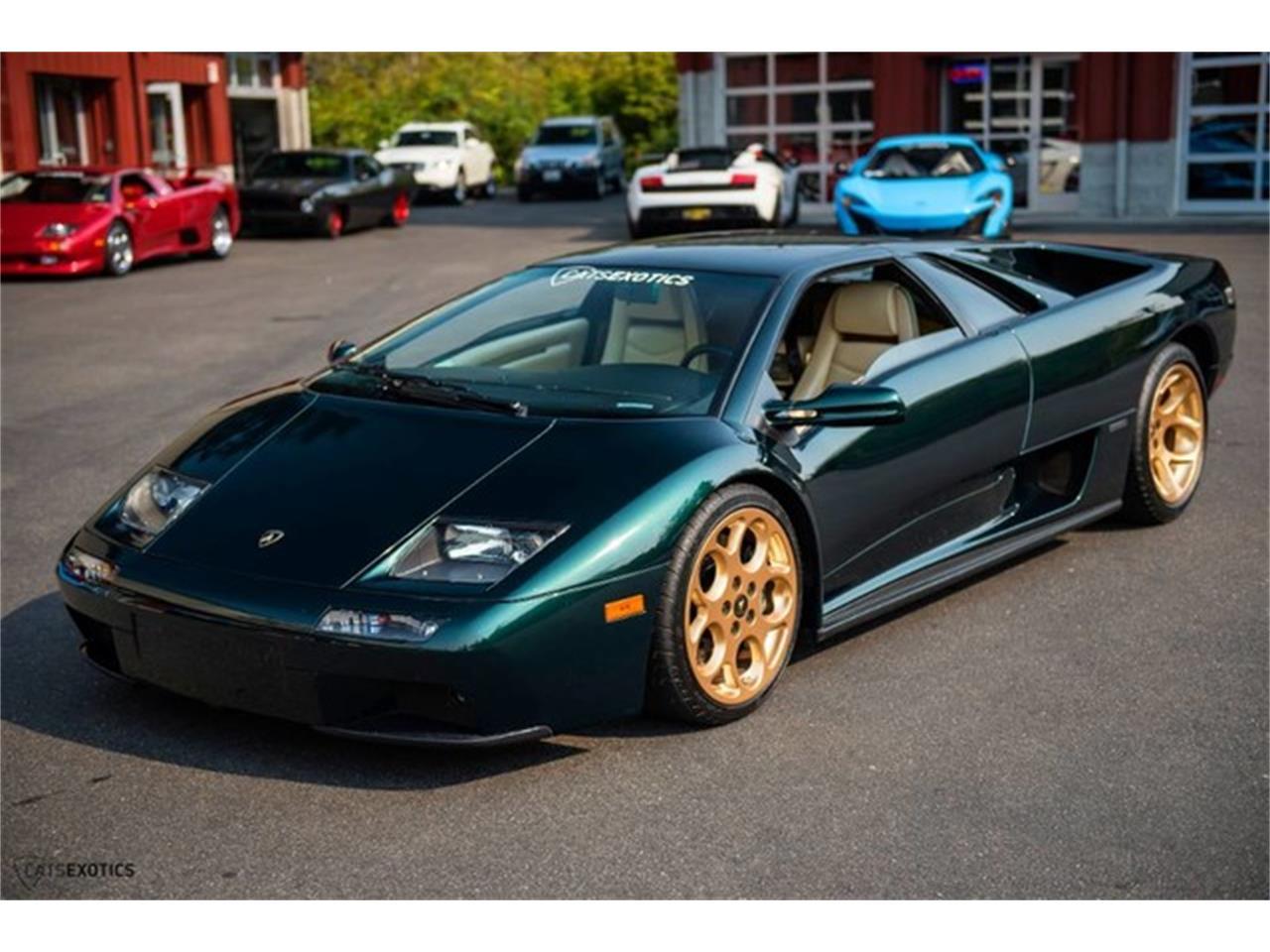 Large Picture of 2001 Lamborghini Diablo - $375,000.00 - KWB9