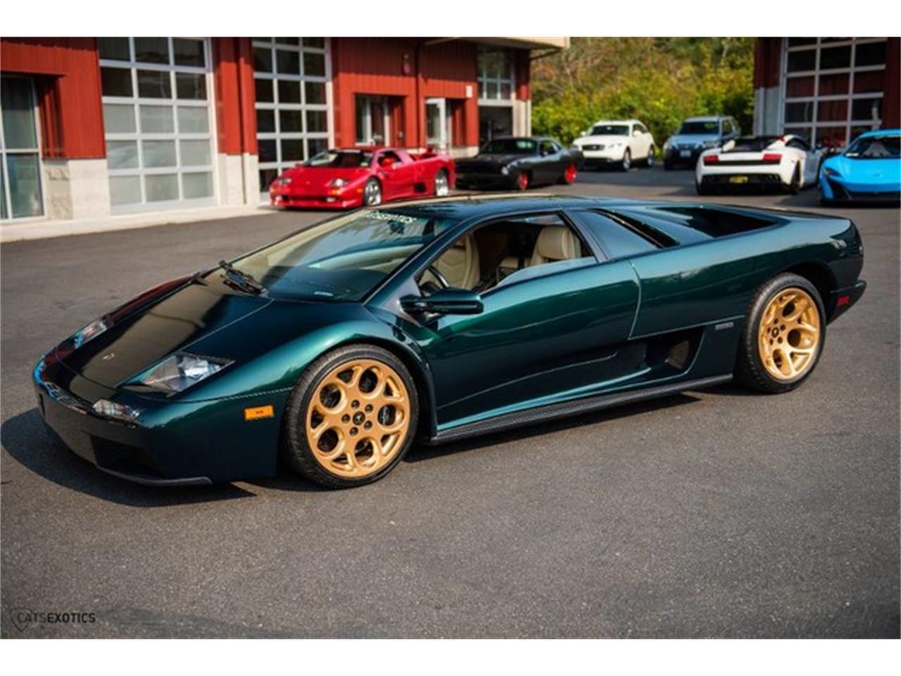 Large Picture of '01 Lamborghini Diablo - KWB9