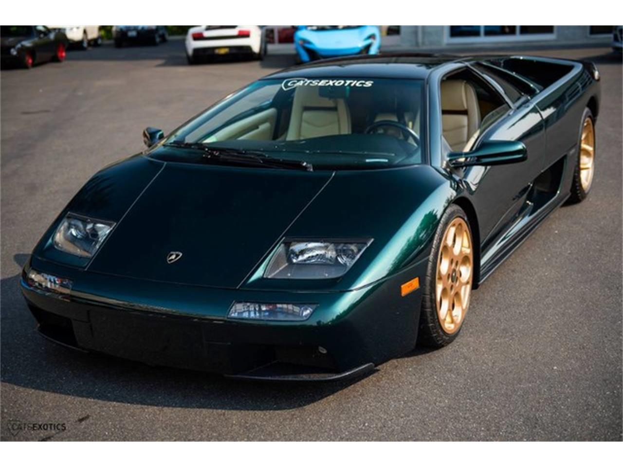 Large Picture of '01 Lamborghini Diablo - $375,000.00 - KWB9