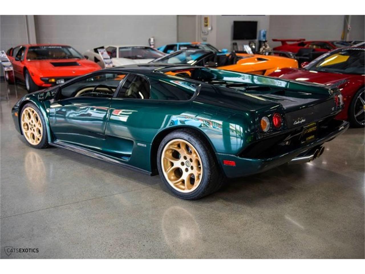 Large Picture of '01 Lamborghini Diablo located in Seattle Washington - KWB9