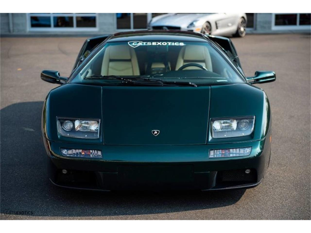 Large Picture of 2001 Lamborghini Diablo Offered by Cats Exotics - KWB9