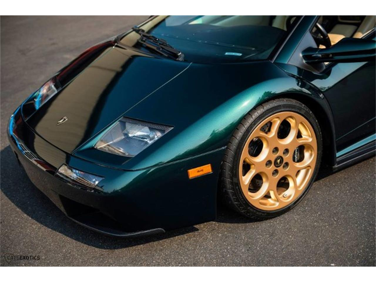 Large Picture of '01 Lamborghini Diablo located in Washington Offered by Cats Exotics - KWB9