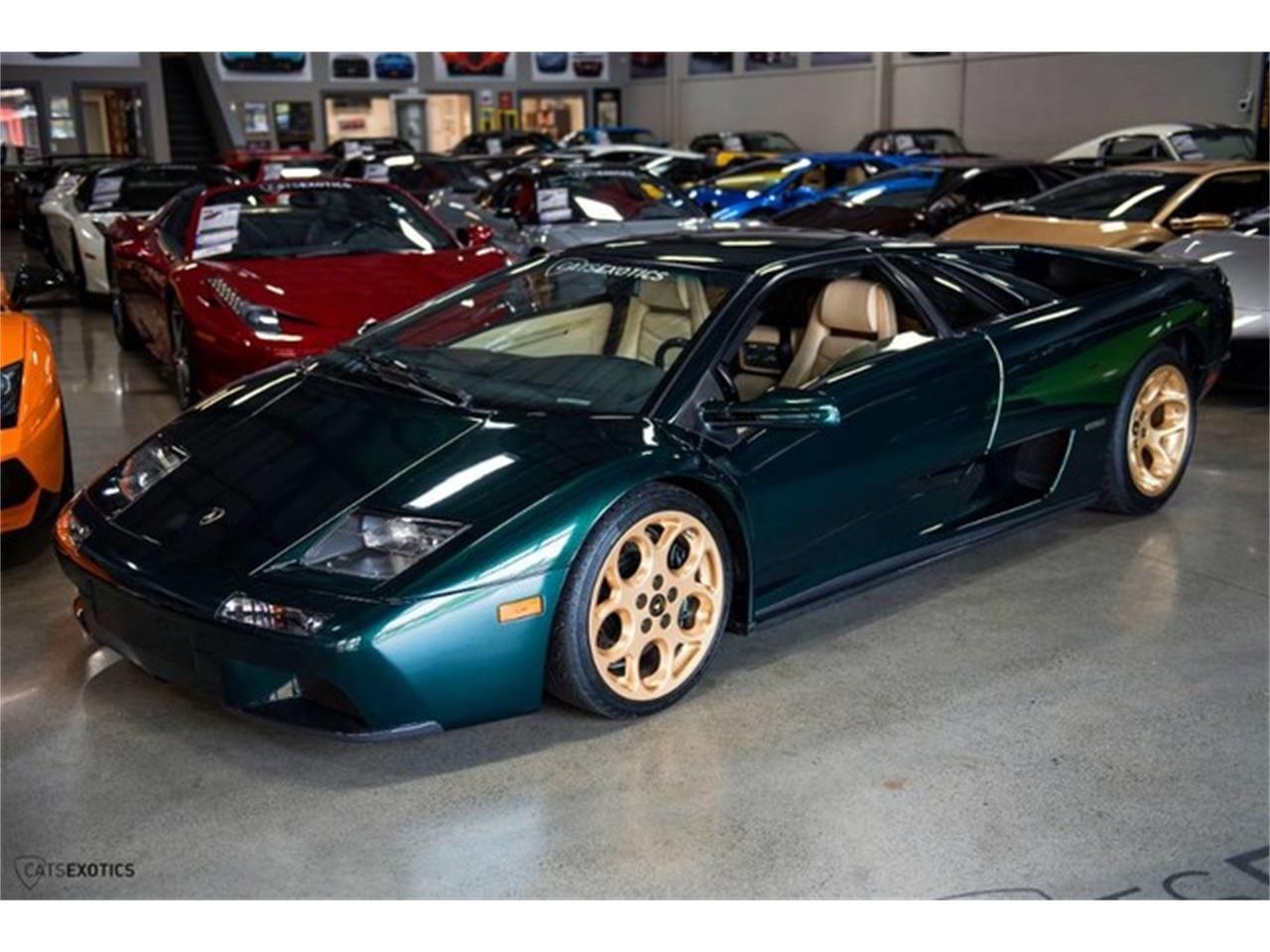 Large Picture of '01 Lamborghini Diablo located in Washington - $375,000.00 - KWB9