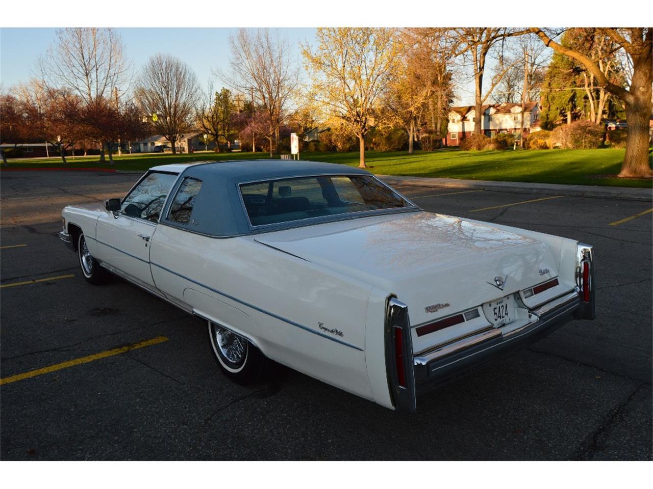 1975 Cadillac Coupe DeVille for Sale | ClassicCars.com ...