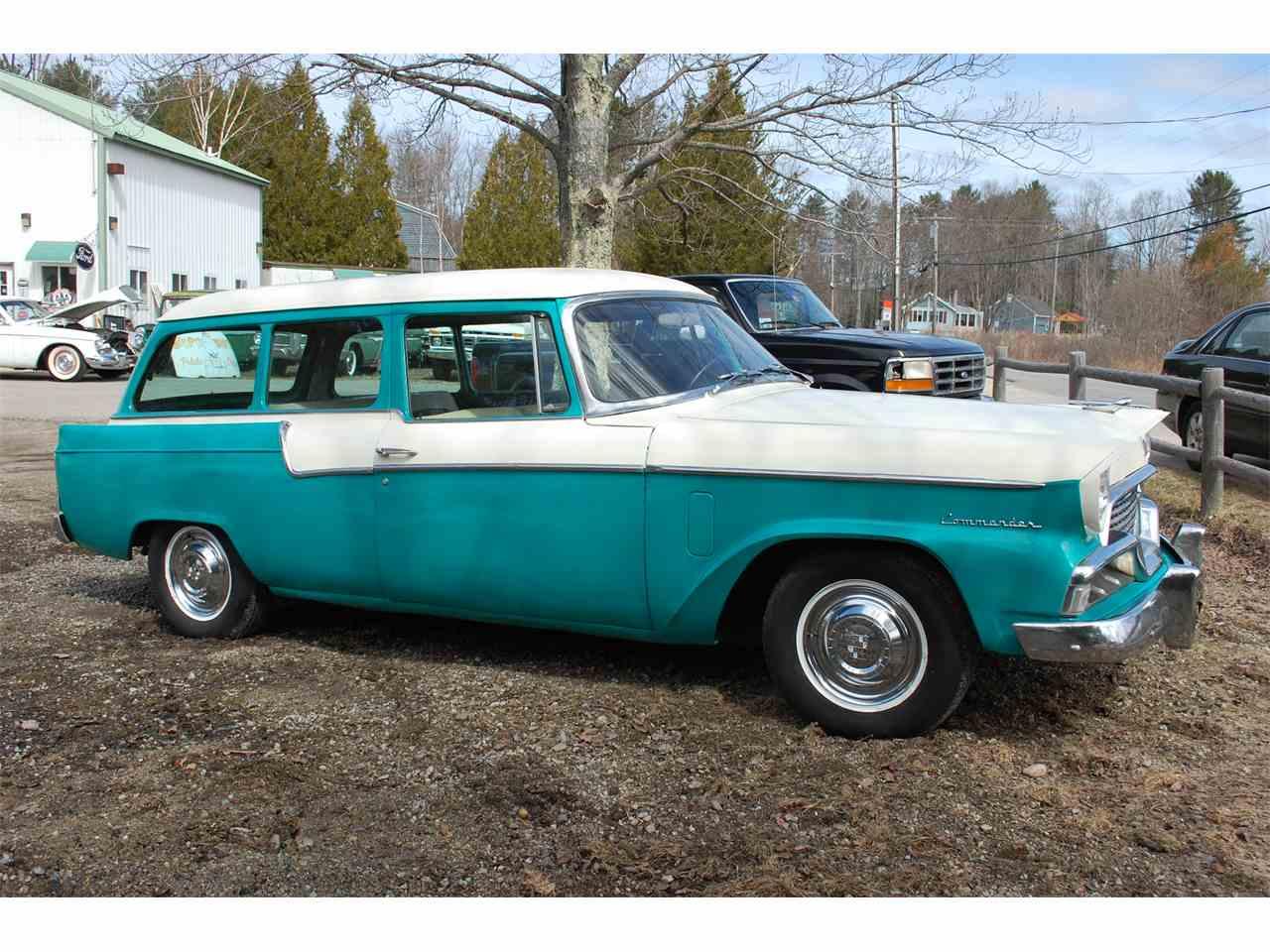 1957 Studebaker Commander for Sale | ClassicCars.com | CC-975024