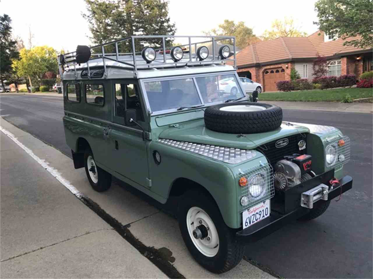 1961 land rover series iia for sale cc 975071. Black Bedroom Furniture Sets. Home Design Ideas