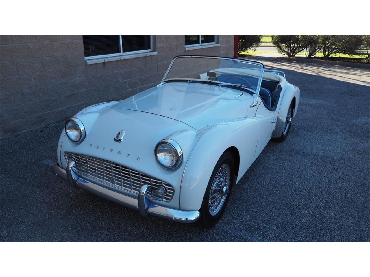 1962 Triumph Tr3a For Sale Classiccarscom Cc 970508
