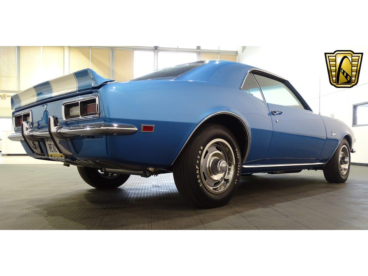 Large Picture of '68 Camaro - KWG2