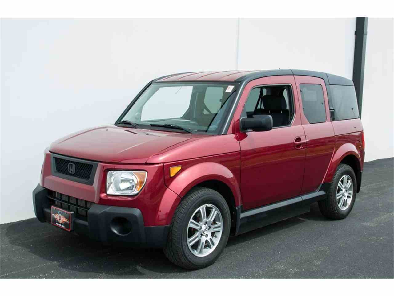 2006 honda element handicap accessible for sale. Black Bedroom Furniture Sets. Home Design Ideas