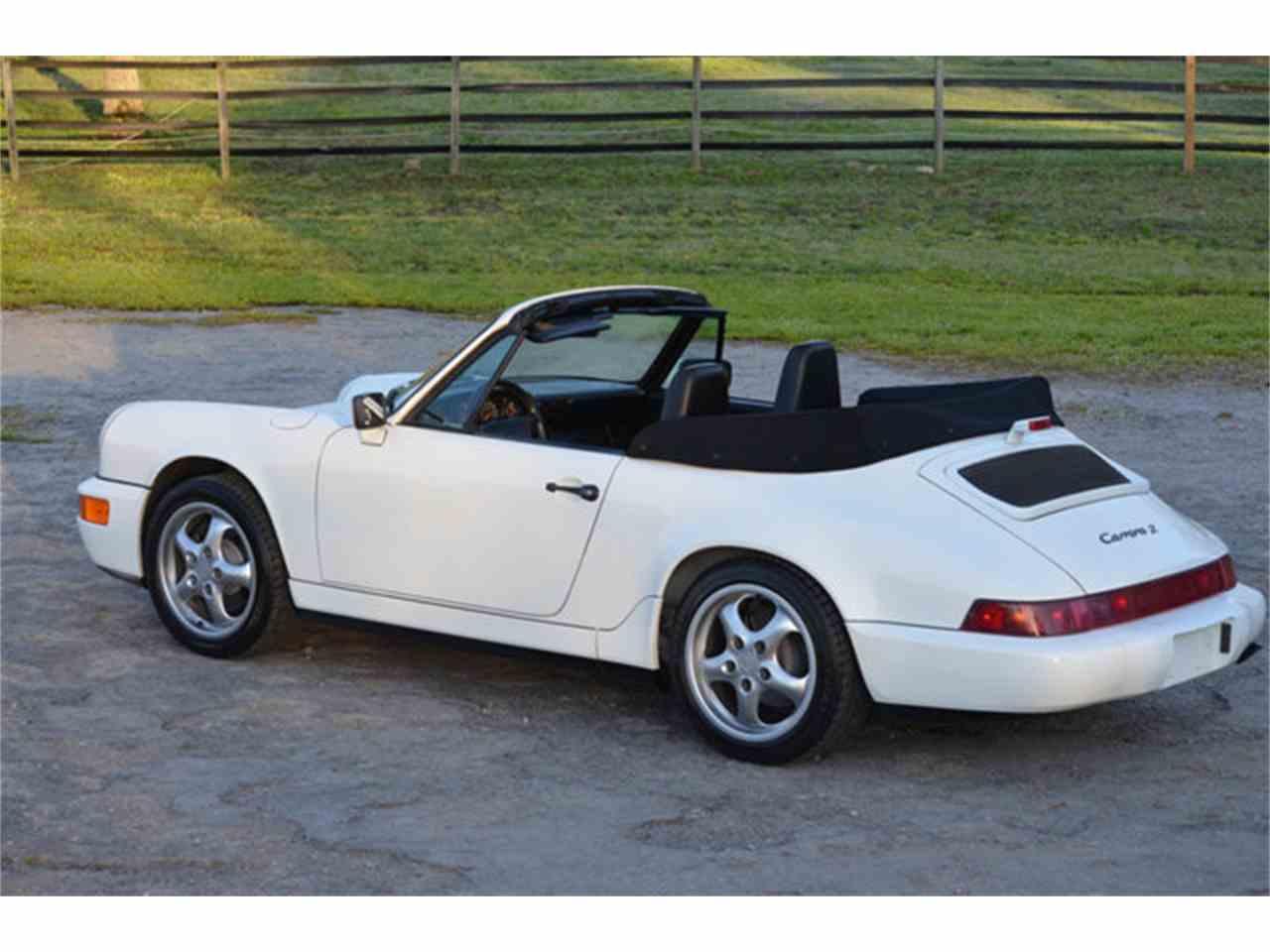 1990 porsche 911 carrera for sale cc 975245. Black Bedroom Furniture Sets. Home Design Ideas