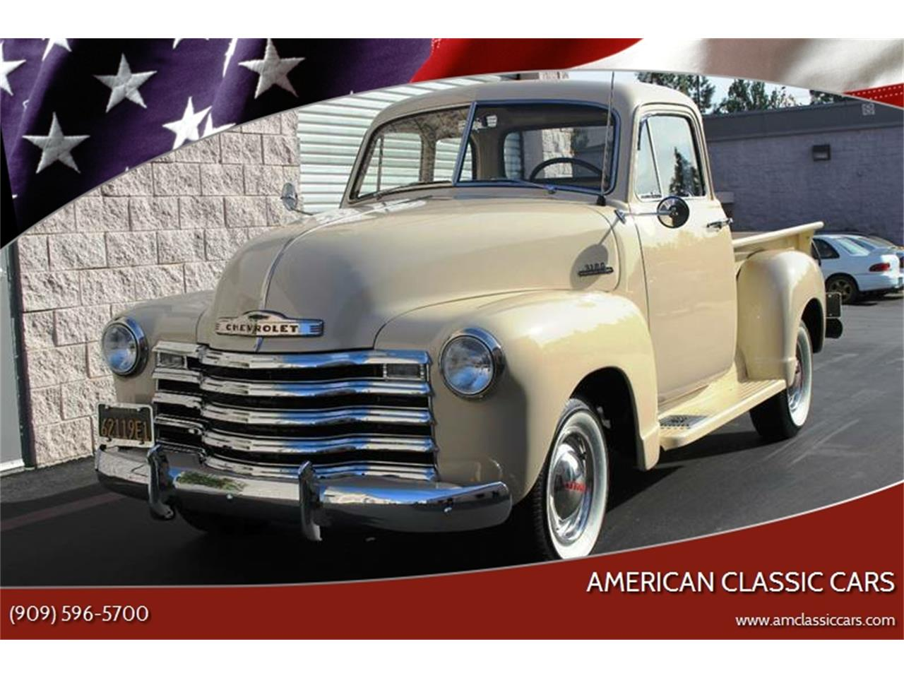 Large Picture of Classic '53 Chevrolet 3100 located in California - $52,900.00 - KWIE