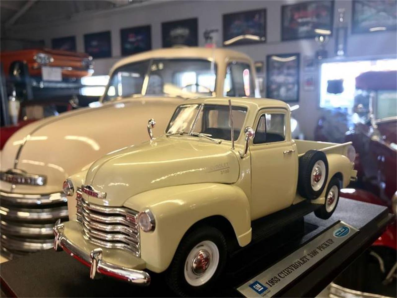 Large Picture of '53 Chevrolet 3100 located in La Verne California - KWIE