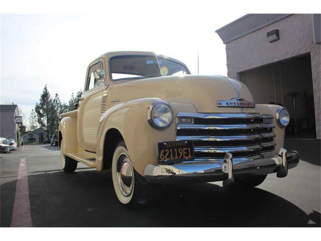 Large Picture of Classic 1953 Chevrolet 3100 located in La Verne California - KWIE