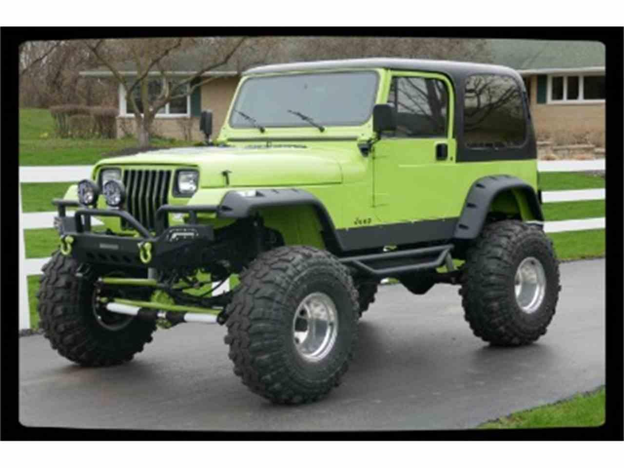 1993 Jeep Wrangler for Sale | ClicCars.com | CC-975281