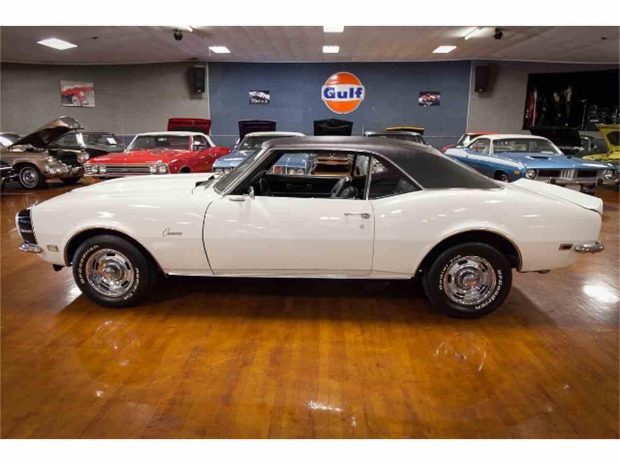 1968 Chevrolet Camaro for Sale   ClassicCars.com   CC-975285