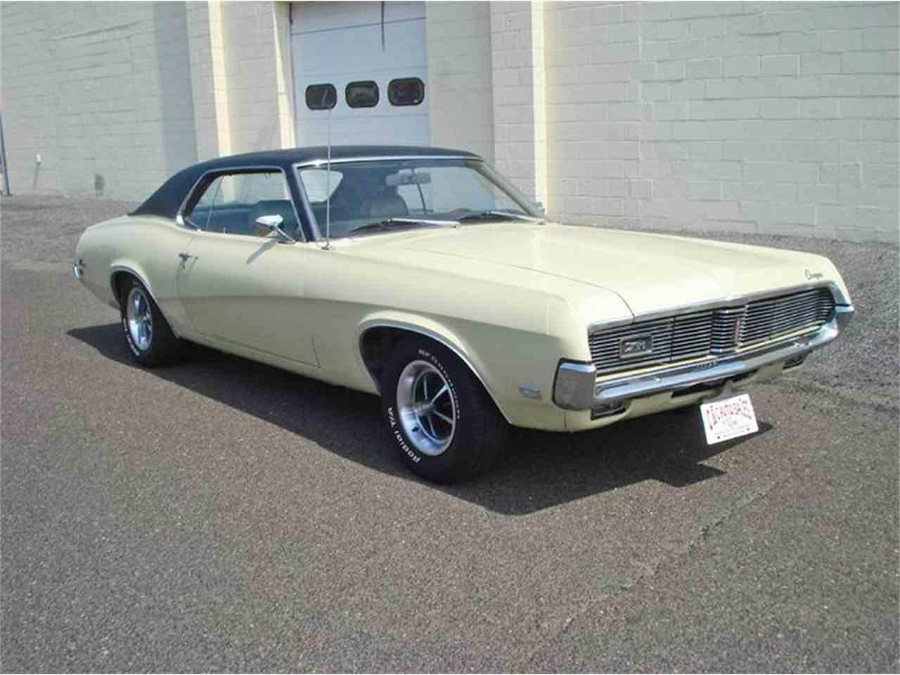 1969 Mercury Cougar for Sale | ClassicCars.com | CC-975292