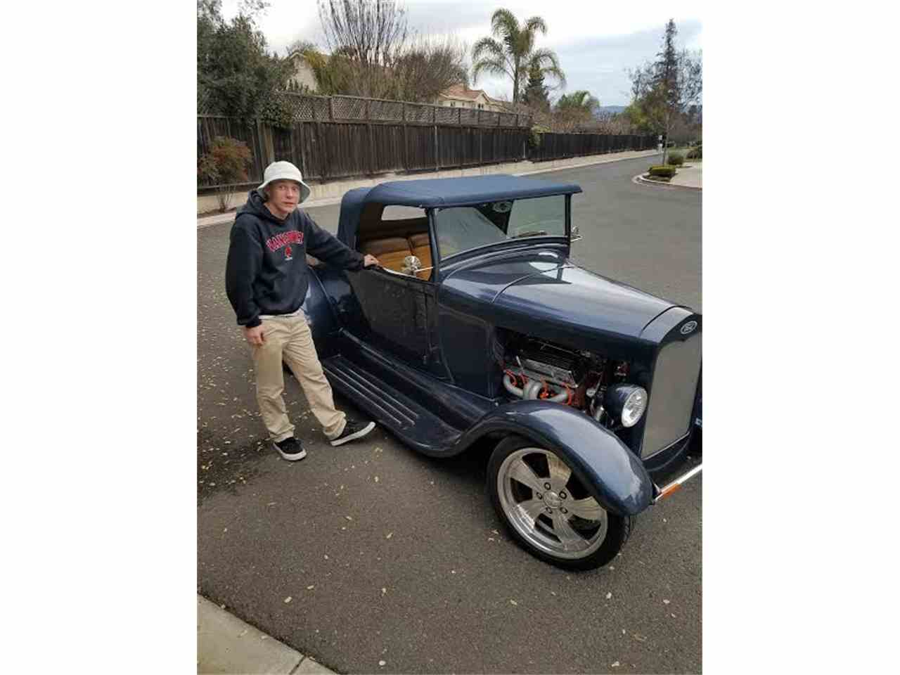 Large Picture of 1930 Model A - KWJM