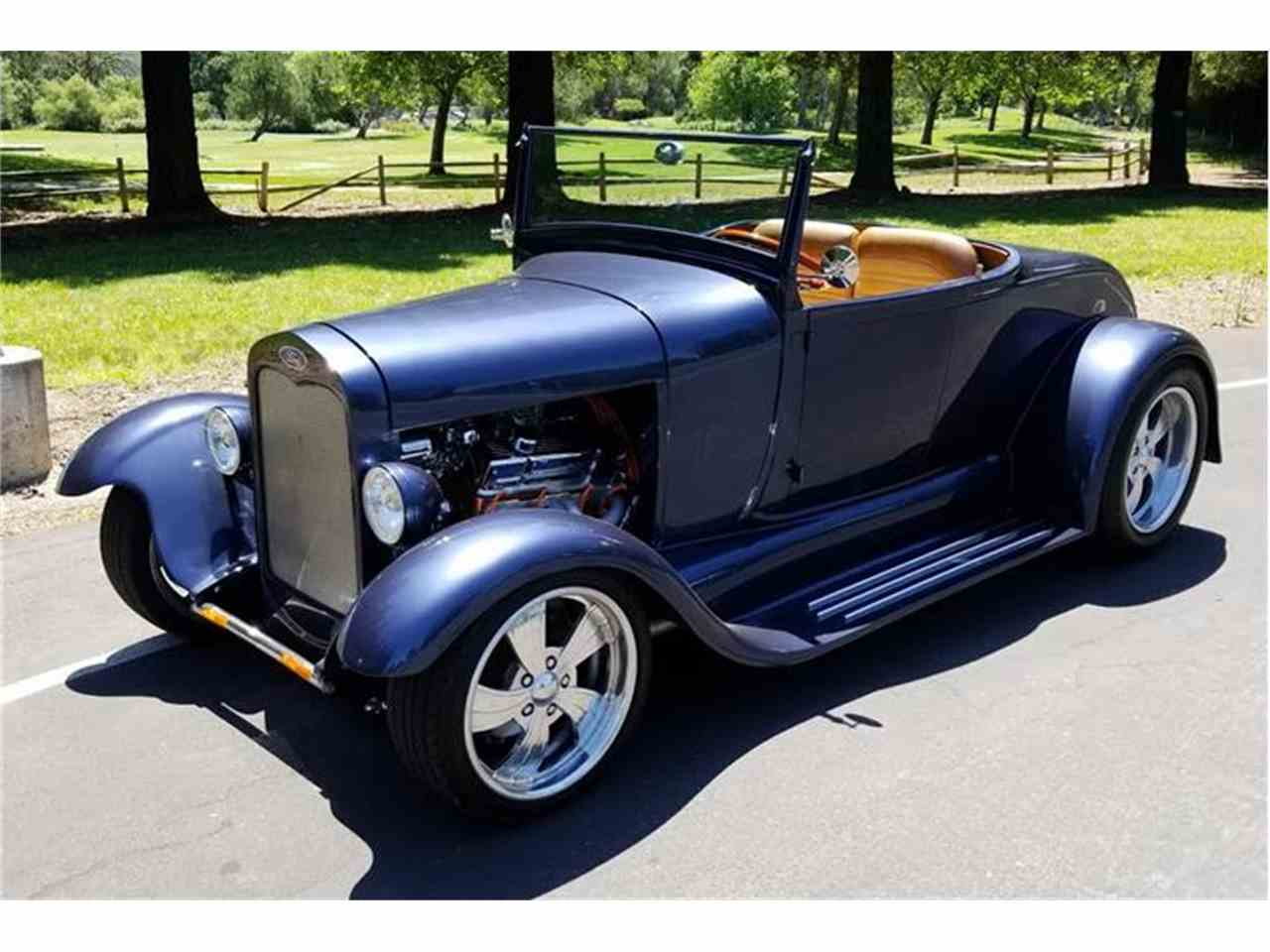 Large Picture of 1930 Model A located in Napa California - KWJM