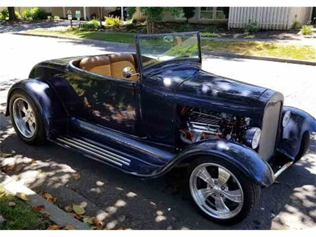 Large Picture of '30 Ford Model A - KWJM