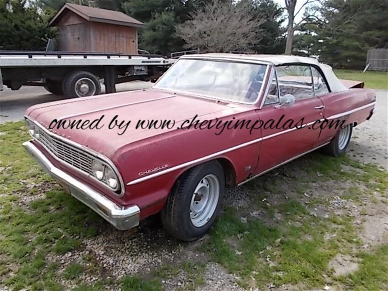 Large Picture of '64 Chevelle - KWK6