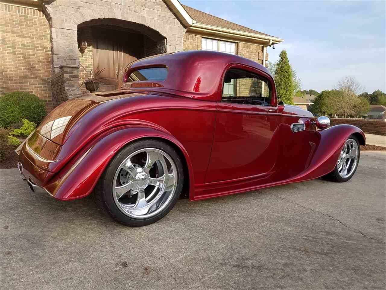 Large Picture of Classic '33 Factory Five Hot Rod - KWNG