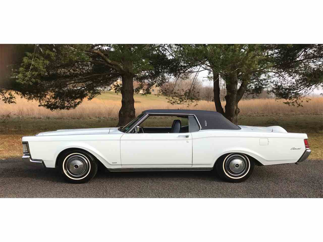 Large Picture of '71 Continental Mark III - KSVK