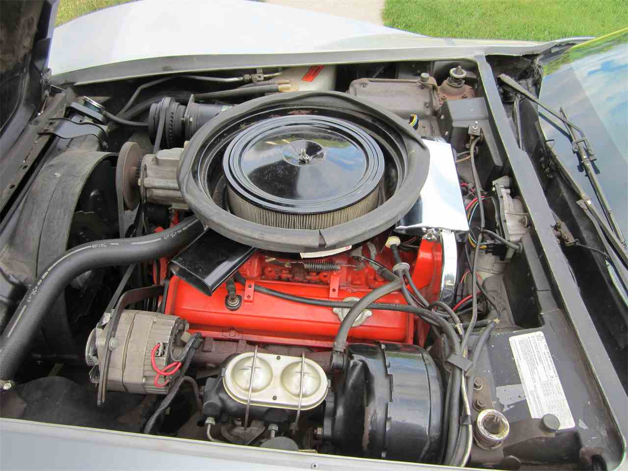 Large Picture of '75 Corvette - KWNL