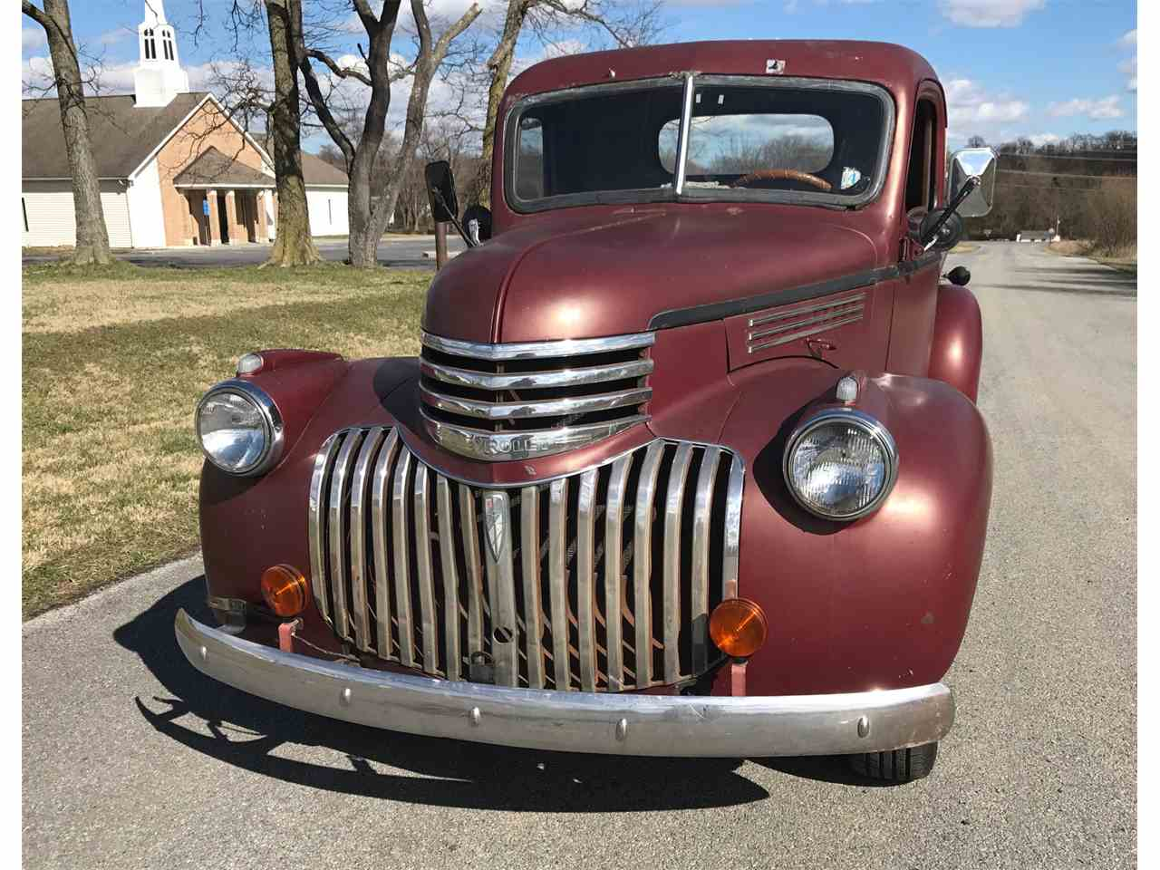 1946 chevrolet pickup for sale cc 970546. Black Bedroom Furniture Sets. Home Design Ideas