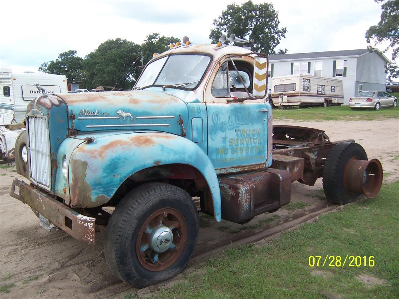 Large Picture of Classic '57 B61 Truck located in Parkers Prairie Minnesota - $2,000.00 Offered by Dan's Old Cars - KWPG