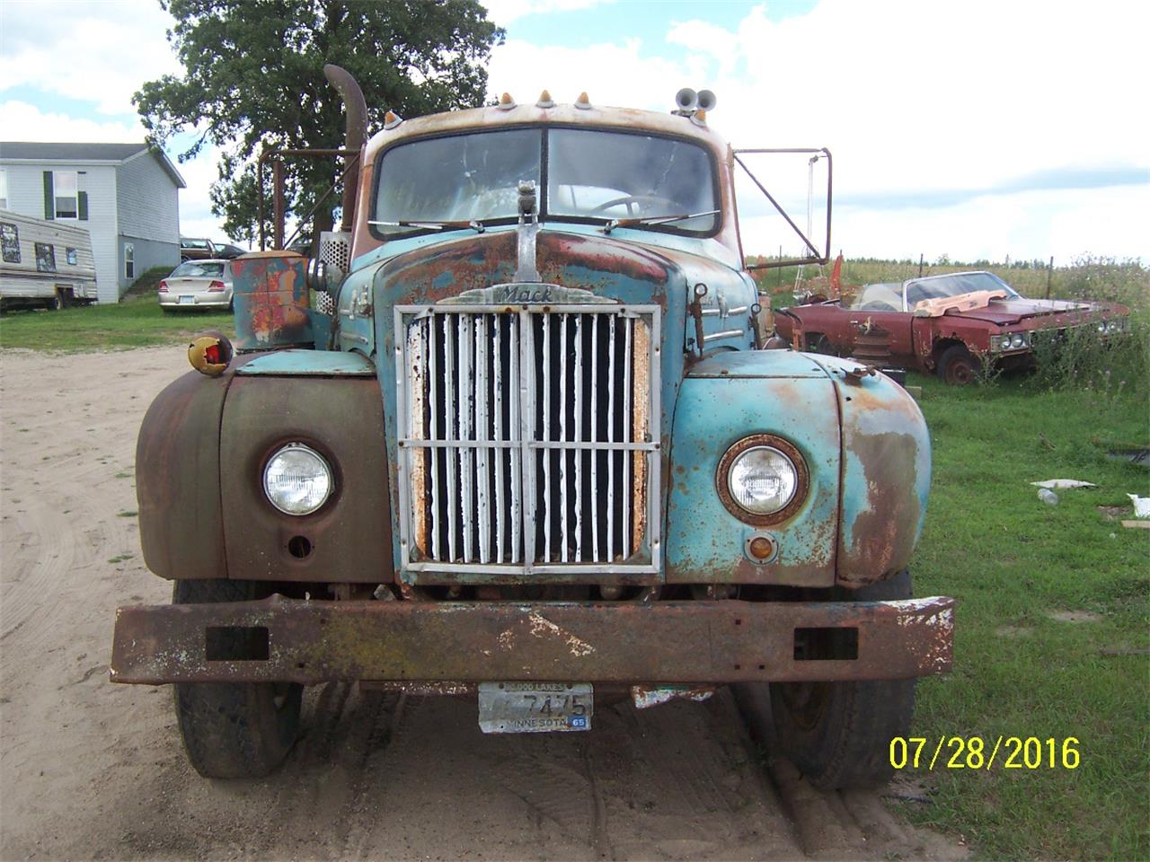 Large Picture of Classic 1957 Mack B61 Truck - $2,000.00 - KWPG