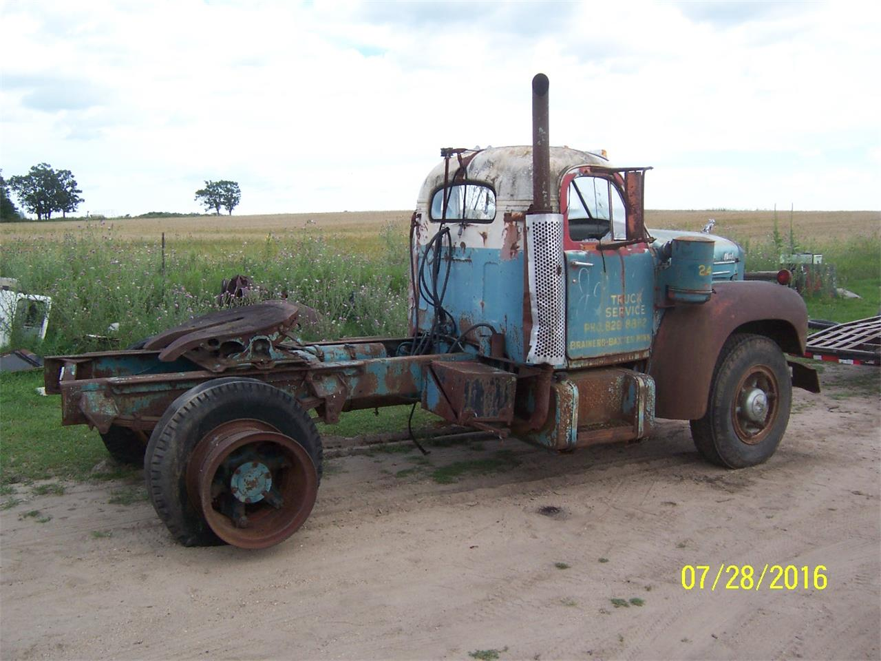 Large Picture of 1957 B61 Truck located in Parkers Prairie Minnesota - $2,000.00 - KWPG