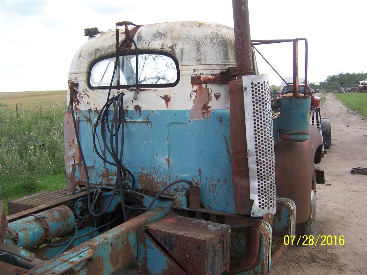 Large Picture of Classic 1957 Mack B61 Truck Offered by Dan's Old Cars - KWPG