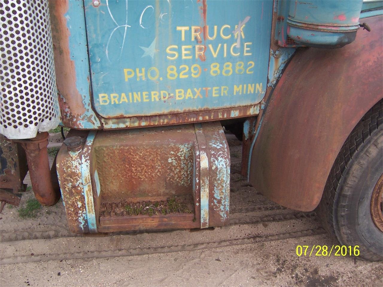 Large Picture of 1957 Mack B61 Truck - KWPG