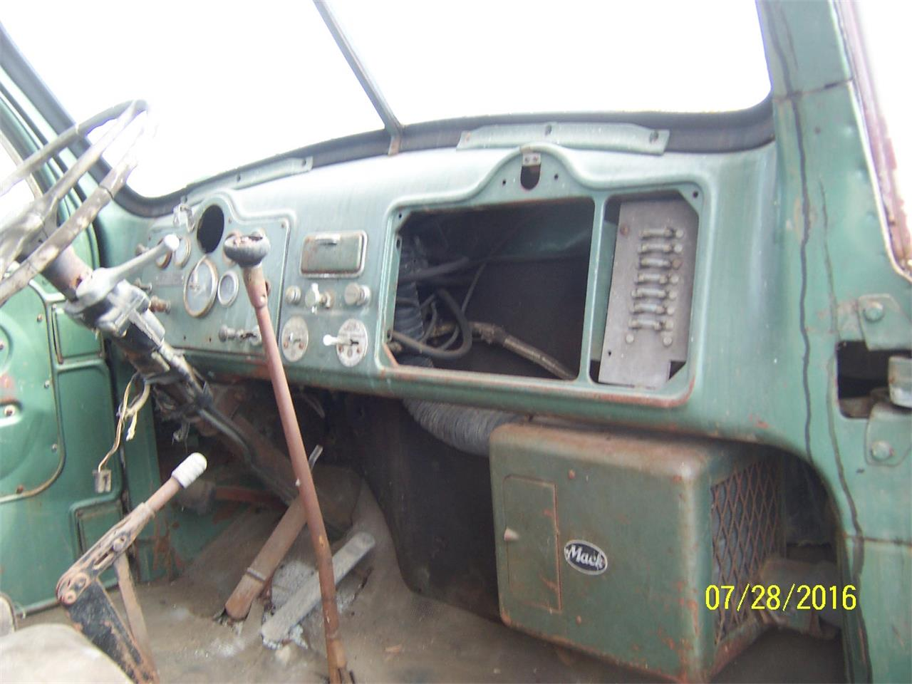 Large Picture of Classic '57 Mack B61 Truck - $2,000.00 Offered by Dan's Old Cars - KWPG