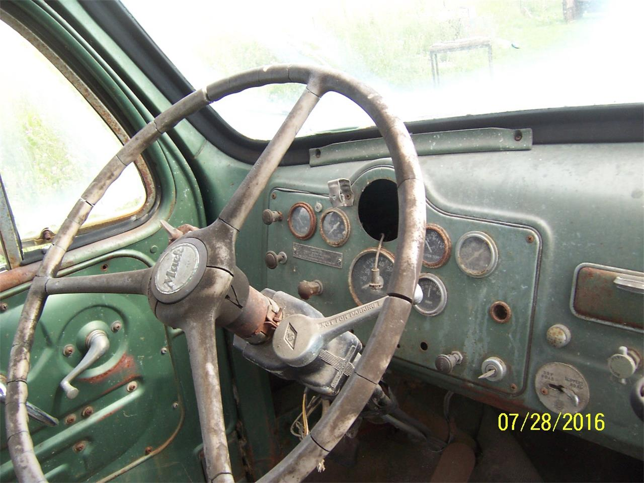 Large Picture of Classic '57 Mack B61 Truck located in Parkers Prairie Minnesota - $2,000.00 - KWPG