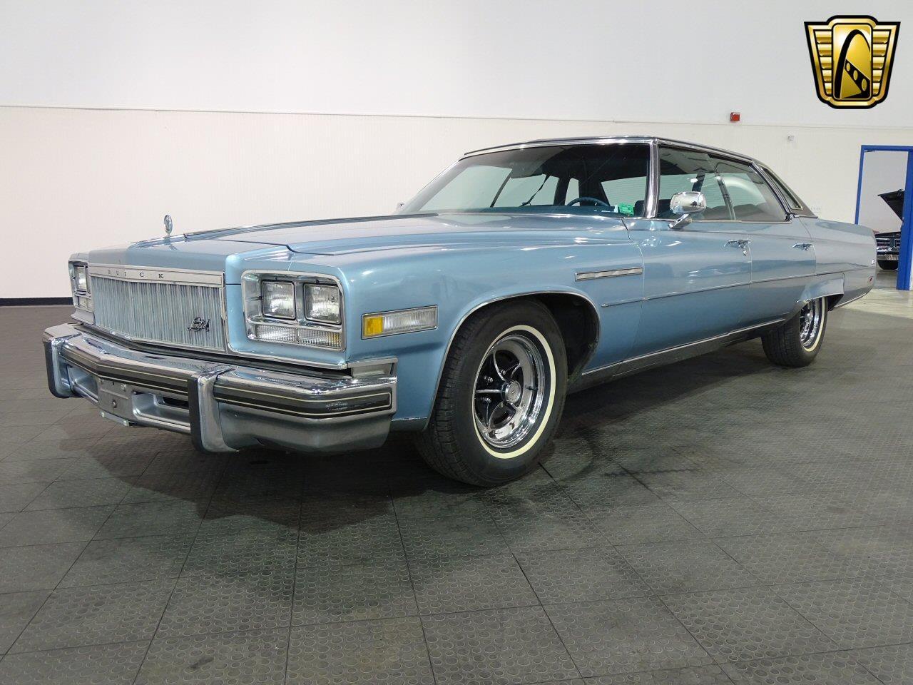 1976 Buick Park Avenue Limited For Sale Classiccars Com