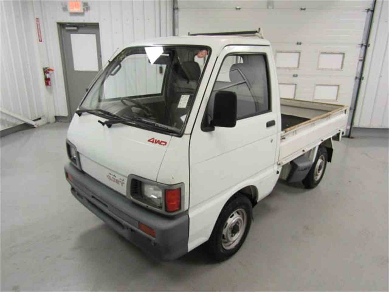 Large Picture of '91 HiJet - KWUU
